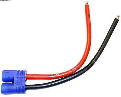 Qualità Al 100% 8031 Rc Ec3 Compatibile Con Spina Cavo Connettore Maschio 14awg Wire 10cm