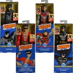 Mattel-DC-Justice-League-Basic-12-034-inch-Action-Figure-Licensed-Choose-Your-Once
