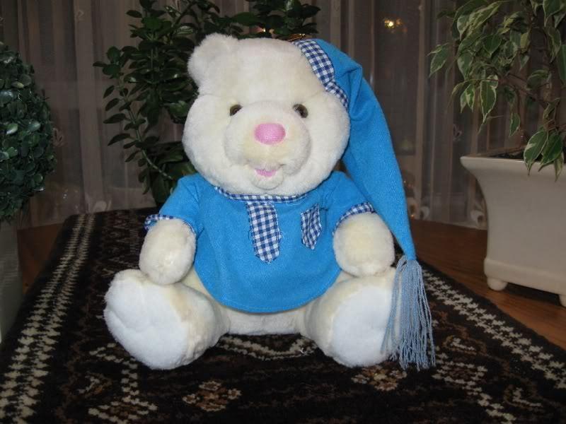 Dutch Sleep Time Teddy Bear Frits Struis