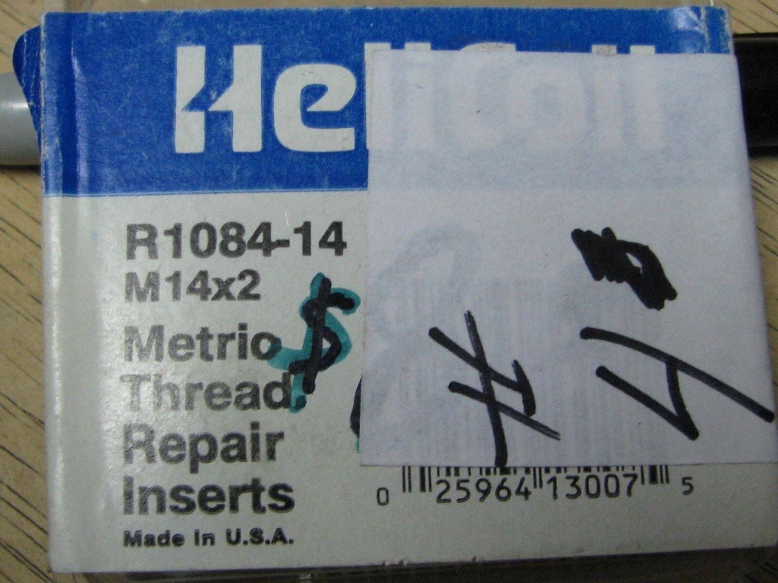 304SS Helical Insert PK6 M14x2