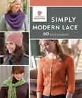 Simply Modern Lace: 20 Knit Projects by Interweave (Paperback, 2015)