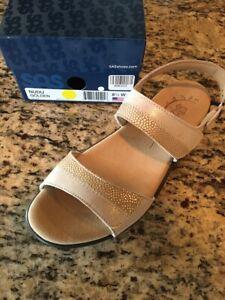 SAS Nudu Golden 8.5 Wide, Women's Shoes