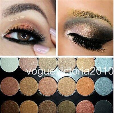 18 Farben Lidschatten Shimmer Eyeshadow Makeup Palette #5018-4