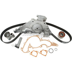 New-ContiTech-Black-Engine-Timing-Belt-Kit-with-Water-Pump-CK298LK1