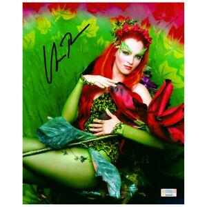 Uma Thurman Autographed Batman & Robin Poison Ivy 8x10 Photo