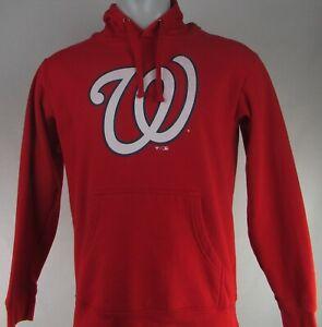 Washington Nationals MLB Fanatics Men's Medium Pullover Hoodie