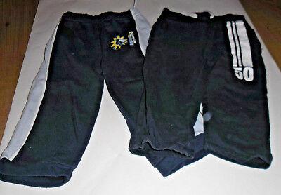 2x Sport Pantaloni Allenamento Pantaloni Casual Di Babyclub E Ok Dimensioni 86-mostra Il Titolo Originale