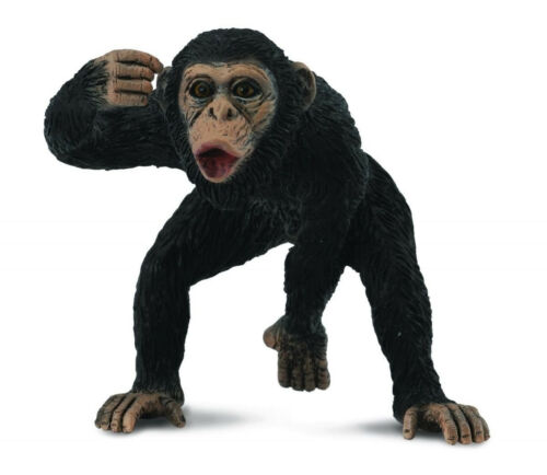 Figurine de l/'univers des animaux sauvages COLL88492 Chimpanzé Mâle