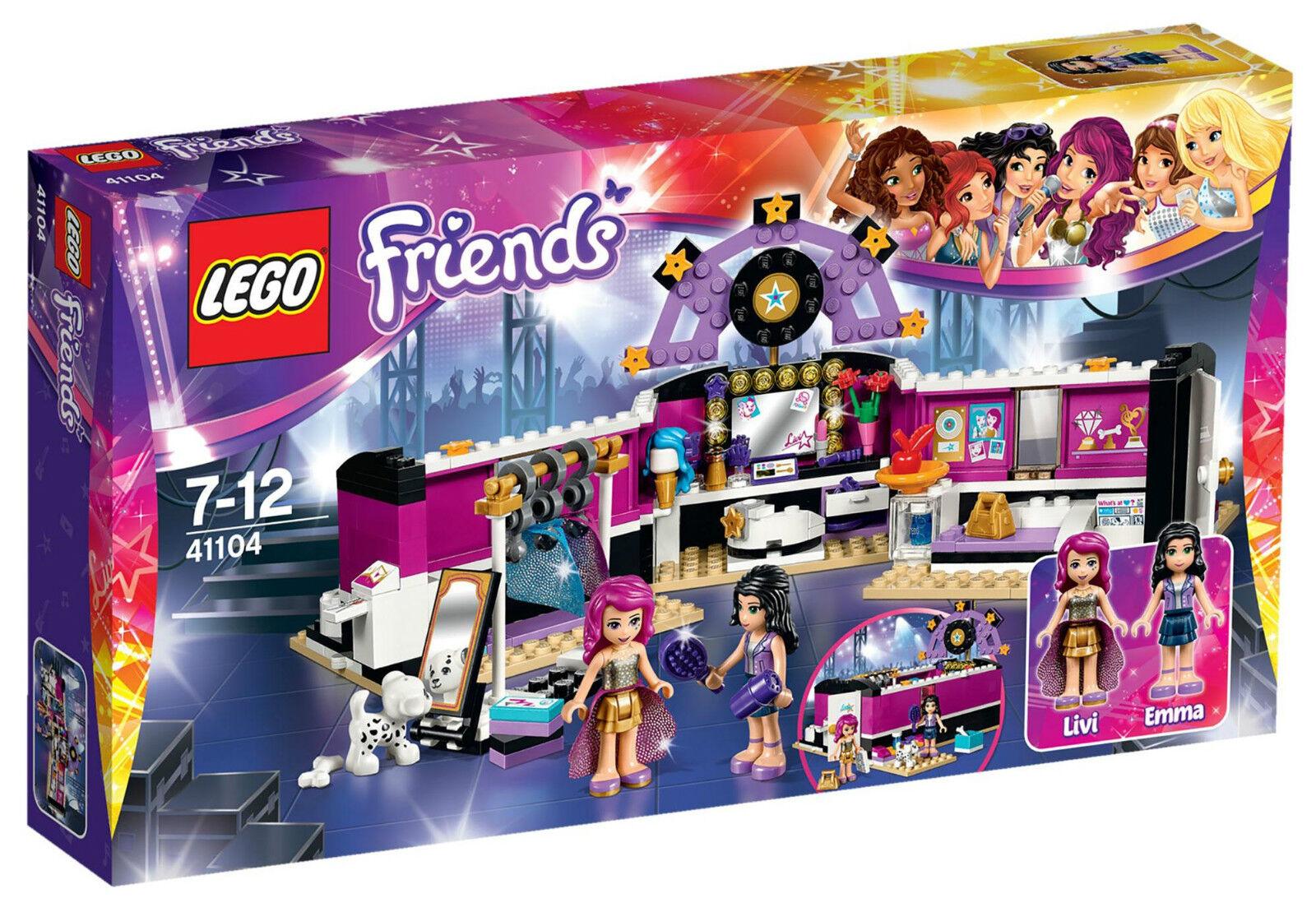 Pop Star  Camerino - LEGO FRIENDS  41104 - NUEVO