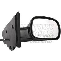 01-07 Dodge Caravan Passenger Side Mirror Replacement - Heated on sale