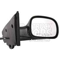 01-07 Dodge Caravan Passenger Side Mirror Replacement - Heated on sale
