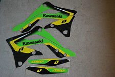 ONE INDUSTRIES DELTA GRAPHICS KAWASAKI KX450F KXF450 2012  2013 2014 2015