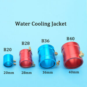 M6*35mm RC Boat Aluminum Nozzle  For 4*7mm//4*8mm Water cooling Tube to Extend