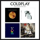 4 CD Catalogue Set von Coldplay (2012)