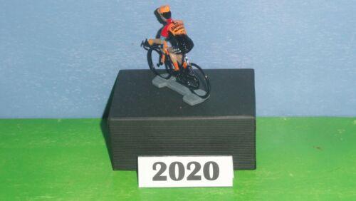 MCLAREN 2020 FIGURINE CYCLISTE BAHRAIN CYCLIST FIGURE