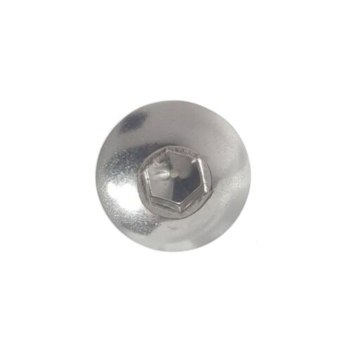 M4-0.70 x 10MM Button Head Socket Cap Screws ISO 7380 Stainless Steel Qty 500