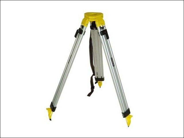 Aluminium Tripod (5 8in thread)-Levels-Laser & Electronic Devices-INT177163