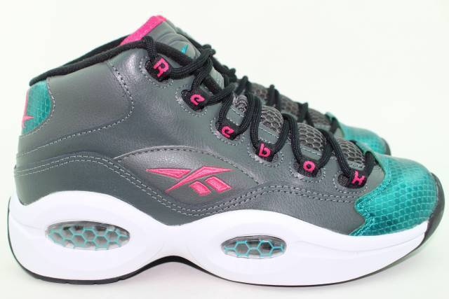 REEBOK QUESTION MID M41519 YOUTH SIZE 5.0 SAME AS Damenschuhe 6.5 BASKETBALL NEU