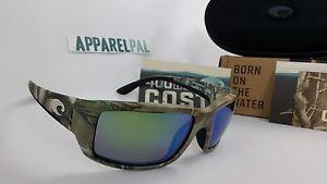 02316e76ef Image is loading New-Costa-del-Mar-Fantail-Polarized-Sunglasses-Realtree-