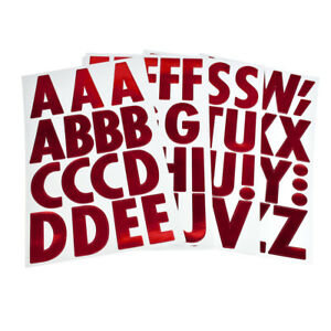 Big-Font-Alphabet-Letter-Stickers-Caps-3-Inch-82-Count-Metallic-Red