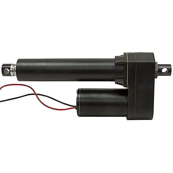 DC 12V//24V 1//2//4inch stroke Electric linear actuator motor 5000N//1100LBS maximum