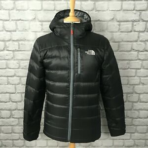1d6b74a870 THE NORTH FACE MENS UK S ACONCAGUA JACKET BLACK WINTER PUFFER COAT ...