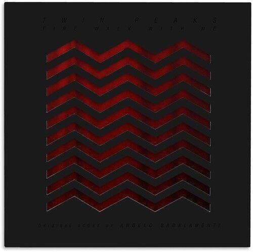 Angelo Badalamenti - Twin Peaks: Fire Walk With me (Original Soundtrack) [New Vi