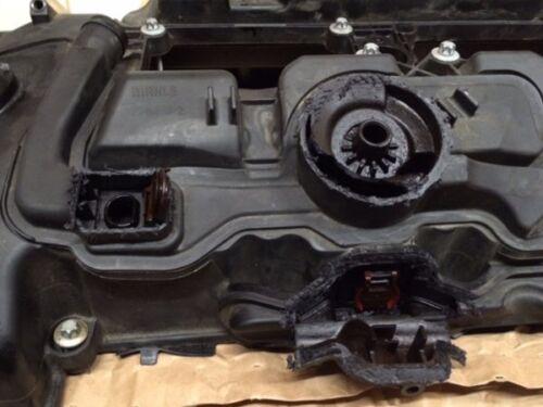 BMW N55 3.0 E90 X1 X3 X4 X5 X6 VENTILDECKEL KURBELGEHÄUSEENTLÜFTUNG MEMBRANE