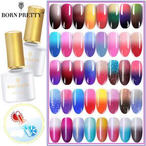 BORN-PRETTY-Thermo-Multiple-UV-Gel-Nail-Art-Semi-Permanent-Vernis-a-ongles-6ml