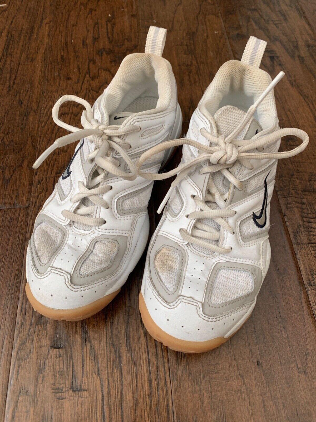 bianca nike nike nike scarpe da pallavolo, misura 6,5 | Qualità Superiore  | Uomo/Donne Scarpa  2723a1