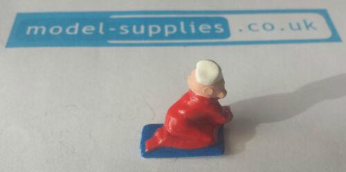 Corgi 802 Popeye Paddlewagon Reproduction Resin Painted Sweet Pea Figure SweePea
