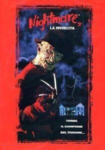 Nightmare-II-La-rivincita-1986-DVD-Nuovo-Sigillato-Nightmare-2