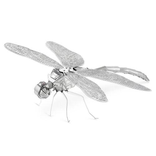 Metal Earth Dragonfly Libelle MMS064 3D Figur Metallbausatz