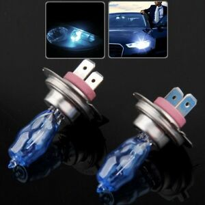 HOD-H7-Halogen-Bulb-Super-White-Car-Headlight-Bulb-12-V-100W-6000K-Pair