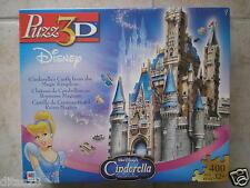 Wrebbit Puzz 3D puzzle Disney Princess Cinderella's Castle Magic Kingdom Sealed