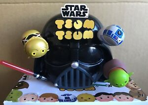 Disney-Star-Wars-Tsum-Tsum-Figure-Yoda-R2d2-C3PO-Darth-Vader-Genuine-BNIB