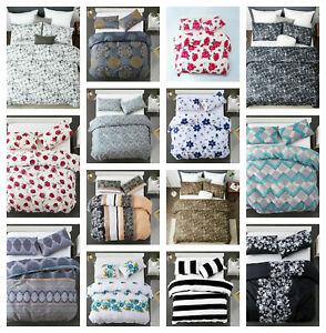 Biancheria da letto GIOCO @ OTTIMI prezzi-Piumone trapunta copertura letto Set tutte le dimensioni ridotte