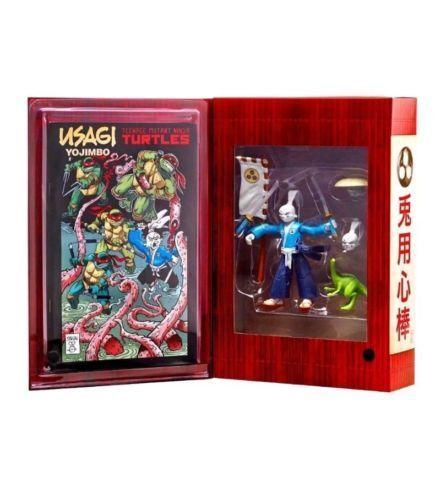 San Diego comic-con 2017 Comic détenu Exclusive Usagi Yojimbo Figure Rabbit Ronin Stan Sakai édition limitée