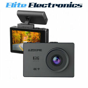 AZDOME-M10-4K-2160P-24-FPS-Dash-Cam-OLED-Touch-Screen-Dual-Channel