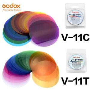 Godox-V11C-V11T-Color-Filters-for-AK-R16-or-AK-R1-For-Godox-V1-Speedlite-Flash