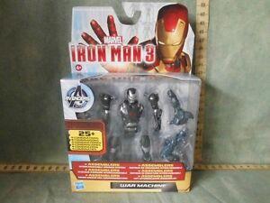 marvel figurine iron man 3 war machine
