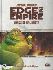 Fantasy Flight Games Star Wars Edge of The Empire RPG - Lords Nal Hutta