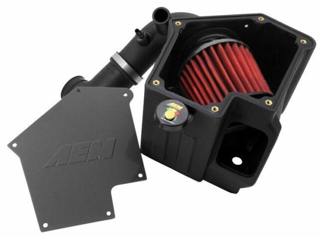 AEM Cold Air Intake System Gunmetal Grey for Ralliart Lancer