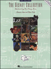 The Disney Collection Piano Vocal Guitar Sheet Music Book Dumbo Bambi Peter Pan