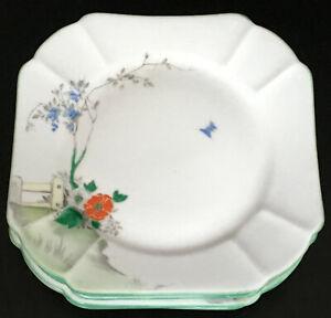 Porcelain platter serving dish Shelley pattern Georgian England