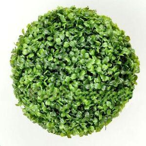 Buchsbaumkugel Künstlich Buchsbaum Buchsball Bux Kugel Kunst Pflanze
