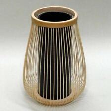 Minimaru Insect cage Small Japanese Suruga Sensuji Bamboo Woven Art