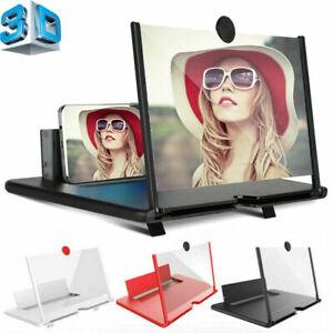 "F OnePlus Nord N100 7 12""  Screen Magnifier 3D HD Video Amplifier Stand Bracket"