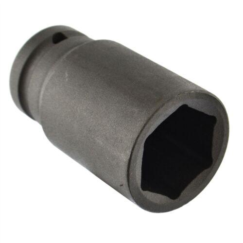 32 mm Métrique 3//4 drive Double Deep Impact Socket 6 face simple Hex à Paroi épaisse