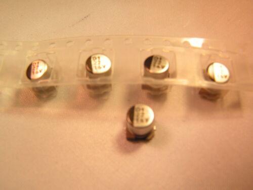 Nichicon 50M22-H 22uF puce 50V aluminium électrolytique caps 25 pieces OL0431